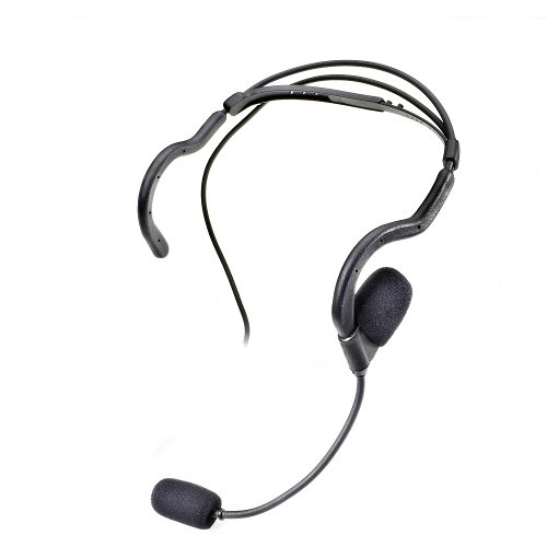 Find Discount Impact HYT3-PBH-2 Behind The Head Headset for HYT Hytera HDP + Momentum Radio