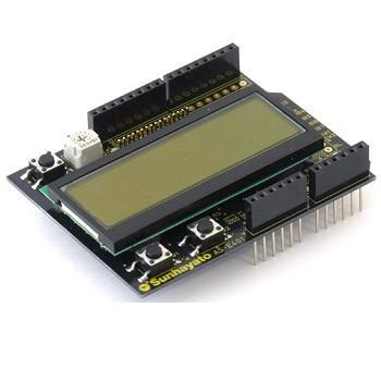 共立プロダクツ Arduino Uno アルデュイーノ用LCDシールド AS-E401
