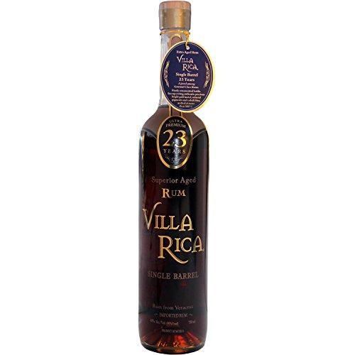 Ron Flor De Caña 7 Años Precio marca Villa Rica