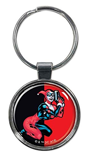 41Aurcj9zwL Harley Quinn Keychains