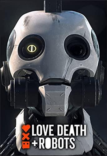WYMADAL Puzzle 1000 Piezas TV Movie Love Death Robots Intelectual Educativo Divertido Juego Familiar Juguete