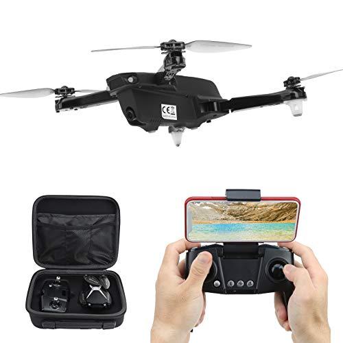 Drone, Quadcopter Plegable con una tecla Regreso a casa Toma Fotos/Videos para Adultos para Principiantes para Entrenamiento