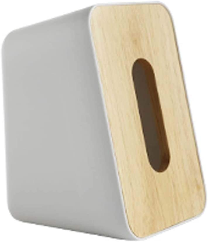 All stores are sold BFFDD Simple Solid Wood Direct sale of manufacturer Cover Tissue Home Car Desk Paper Box