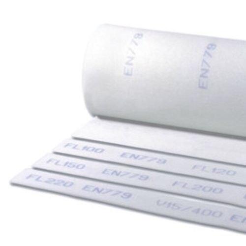 Luftfilter Filtermatte Filtermedium Lüftung Klasse G3/G4 2m x 1m (G 3)
