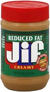 Reduced Fat Jif Creamy 16oz Jar 2 Pack