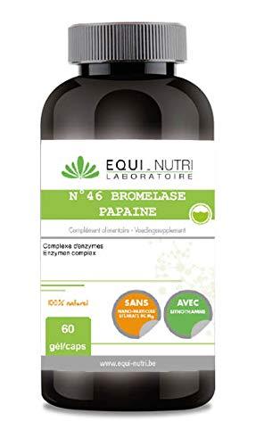 Equi-Nutri N°46 Bromelase-Papaïne