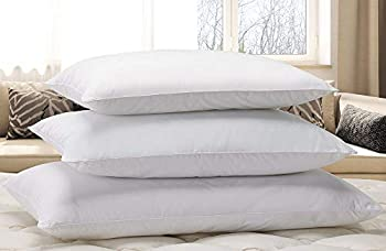 Courtyard by Marriott Down Alternative Eco Pillow - Soft Eco-Friendly Pillow with 100% Recycled Fill - Exclusively for Courtyard - Standard  20  x 26