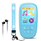 Product Image of the AGPTEK MP3 Player for Kids, Children Music Player with Bluetooth, Built-in...