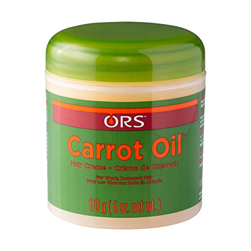 ORS Carrot Oil Hairdress 6 Ounce (Pack of 1)