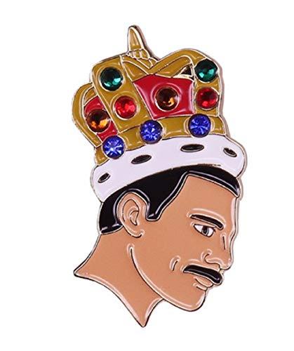 Gorgeous QUEEN Lead Singer Freddie Mercury 1.25