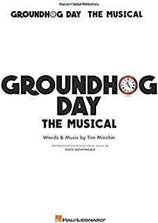 Groundhog Day: Piano/Vocal Selections