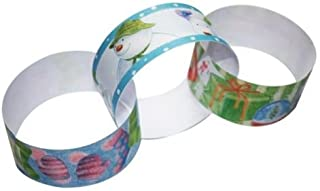 The Snowman and The Snowdog Christmas Paper Chain Decoration