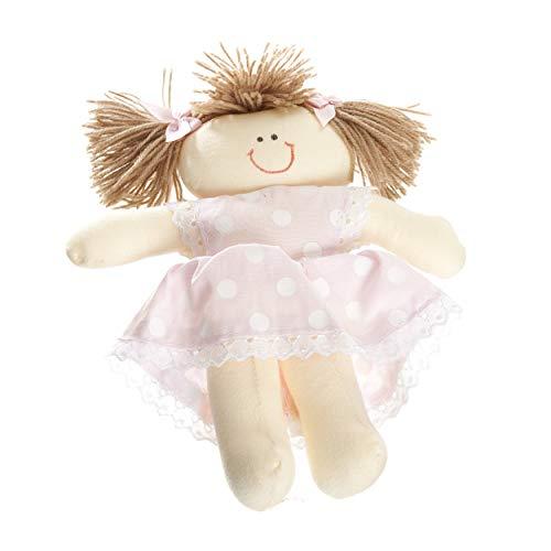 Boneca Lili, Quarto Bebê Infantil Menina, Potinho de Mel, Rosa