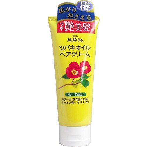 黒ばら 純椿油 ツバキオイルヘアクリーム 5セット