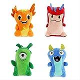 Hope 15cm Slugterra Plush Toys -Soft Peluche Relleno De Dibujos Animados Animales Muñecas Regalo De Cumpleaños para Niños-