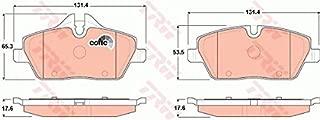 TRW Automotive AfterMarket GDB1701 Kit Pastiglie Freno Freno A Disco