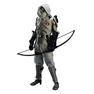 1000 Toys G.I. Joe x TOA Heavy Inustries: Storm Shadow 1:6 Scale Action Figure, Multicolor