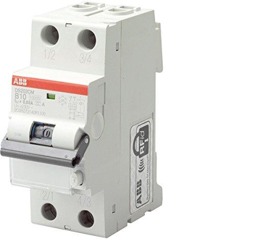 Btcino Interruttore DIFFERENZIALE Magnetico ABB SACE DS2CC16AC30