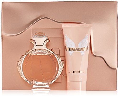 Paco Rabanne - Olympea Gift Set EDP 80 ml and Body Lotion Olympea 100 ml - Eau De Parfum - 80ML