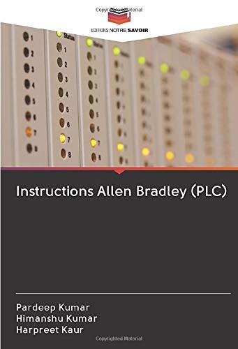 Instructions Allen Bradley (PLC)