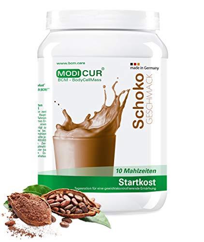 BCM Modicur Start Schokolade 1 Dose à 460g (10 Portionen/Diätstart/BCM BodyCellMass)