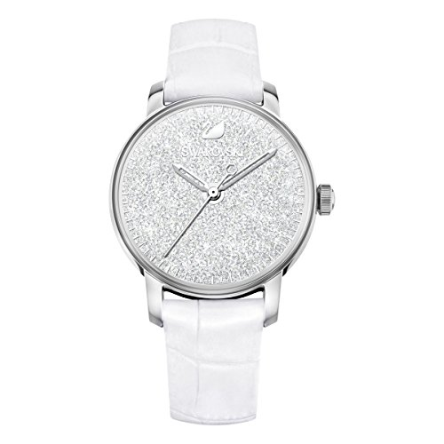Swarovski Crystalline Hours Uhr, weiss