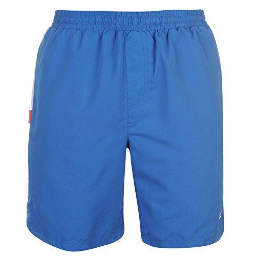 Slazenger Heren Geweven Shorts Broek Bottoms Sport