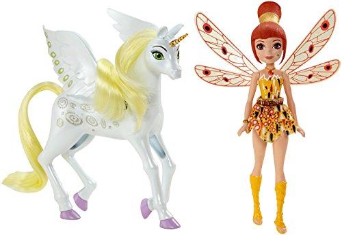 Mattel Mia and Me CHK00 - Yuko und Onchao Minipuppe