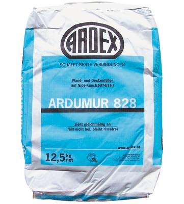 Synthesa ARDEX A 828 weiß 12,5kg