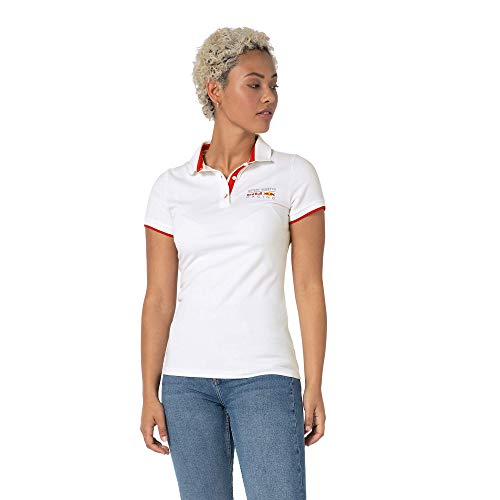 Red Bull Racing Classic Camisa Polo, Mujeres XX-Small - Original Merchandise