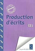 Production d'écrits de Françoise Bellanger