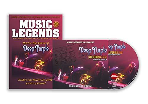 DEEP PURPLE - CALIFORNIA JAM: CD