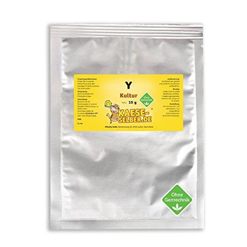 Y Joghurtkulturen 15g mildes Aroma, Joghurt selber Machen, Joghurtkultur, Ferment