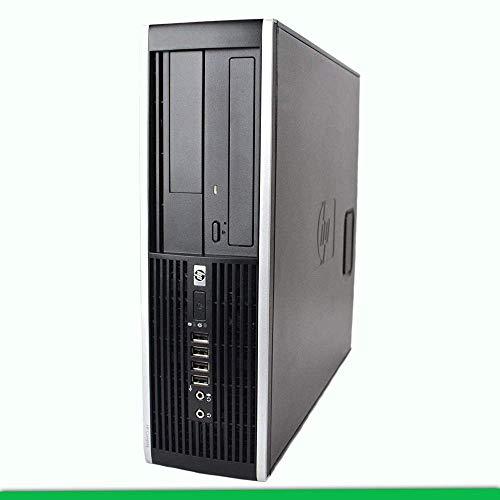 PC Computer Desktop SFF HP ELITE 8100, Windows 10 Professional, Intel i5, Memoria Ram 4GB DDR3, HD 500GB, DVD-ROM, WIFI (Ricondizionato)