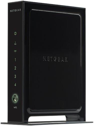 NETGEAR WNR3500L-100PES RangeMax WLAN Router