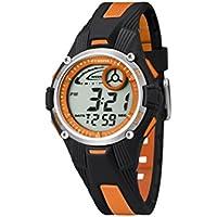 Calypso Reloj Digital para niño de Cuarzo con Correa en Caucho B-TI-LXM78