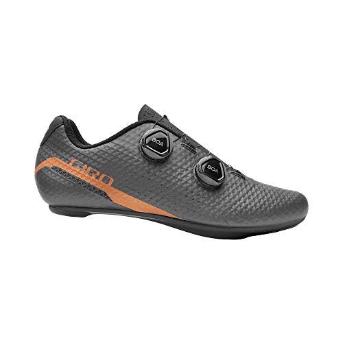Giro Regime 2021 - Zapatillas de ciclismo (talla 49), color negro y cobre