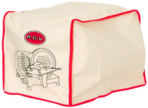 R.g.v. RGV 190/250Baumwolle Schneide Cover (weiß/rot)