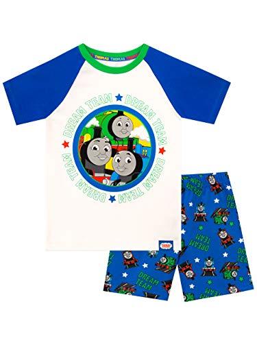 Thomas und seine Freunde Jungen Schlafanzug Thomas die kleine Lokomotive Blau 134