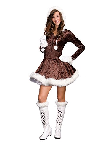 Eskimo Cutie Pie Teen Costume - Large