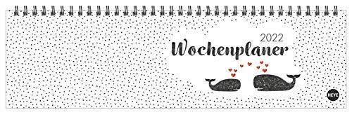 Stamp Art Wochenquerplaner Kalender 2022