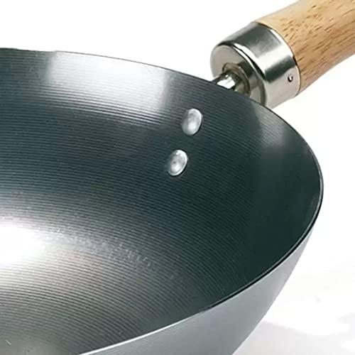 41AvGkU dpS. SL500  - A. Weyck Tools Komplettset Feuerplatte 80cm 5mm + Halter Wok Pfanne Wok Krone Ankerkraut #574