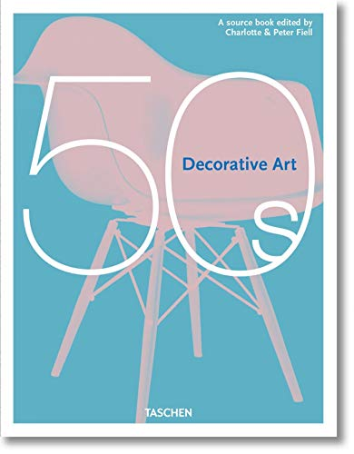 Compare Textbook Prices for Decorative Art 1950s MIDI  ISBN 9783836584449 by TASCHEN