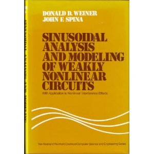 Sinusoidal Analysis and Modeling of Weakly Nonlinear Circuits, With Application to Nonlinear Interference Effects (Van N