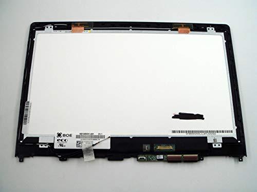 Recambios de repuesto para Lenovo ideapad Yoga 510-14ISK Yoga 510-14AST 14' HD (1366x768) pantalla táctil LCD con bisel y antena