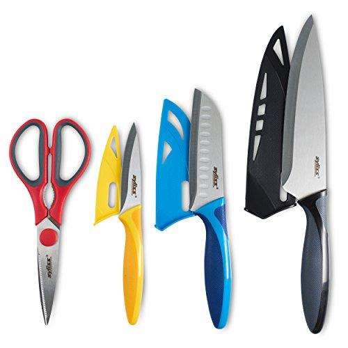 ZYLISS 4 Piece Value Knife Starter...