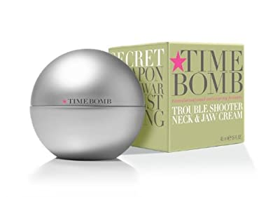 TIME BOMB Trouble Shooter Neck and Jaw Cream 45 ml from Mix Labs Ltd