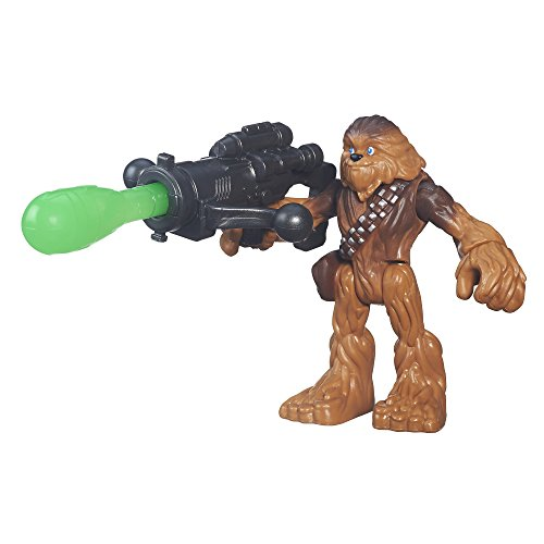 playskool Heroes Galactic Heroes Star Wars Chewbacca