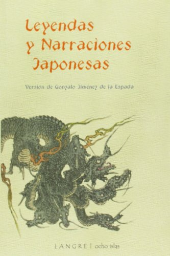 Leyendas y narraciones japonesas (OCHO ISLAS)