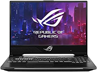 Asus ROG Strix Scar II GL504GW-ES019T Gaming Laptop - Intel Core i7-8750H Processor 2.2 GHz,16GB RAM/1 TB HDD+256GB SSD  /15.6 FHD SCREEN /8GB DED NVIDIA GeForce RTX 2070 GRAPHICS/WINDOWS 10/BLK